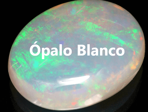 Ópalo Blanco